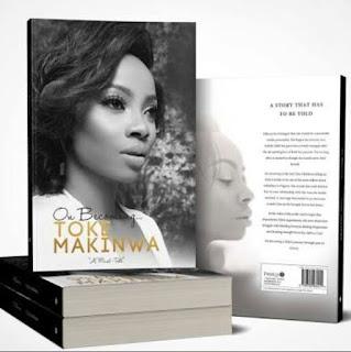 Toke Makinwa's book