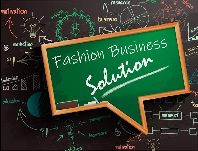 Solusi Sukses Berbisnis Fashion