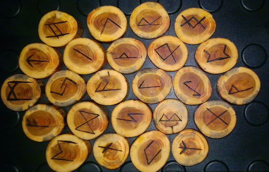 The Runes are done!