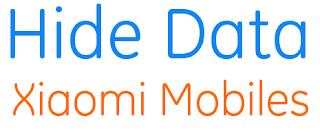 Cara menyembunyikan File di Ponsel Xiaomi Redmi & Mi - Xiaomi MIUI 8 / MIUI 9