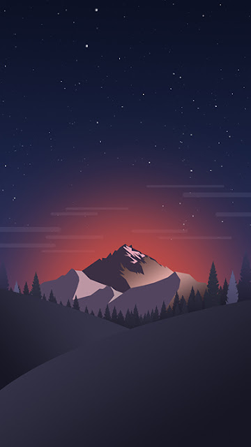 Mountain Stock Wallpaper ZenFone 3