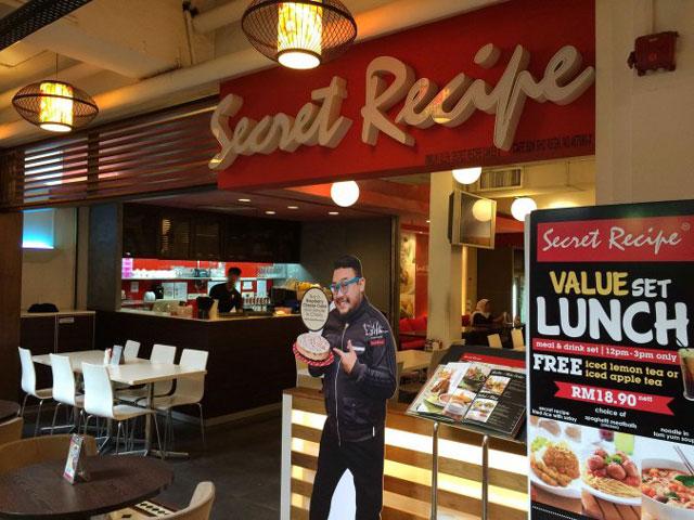 Job Desc Crew Restaurant Secret Recipe Indonesia