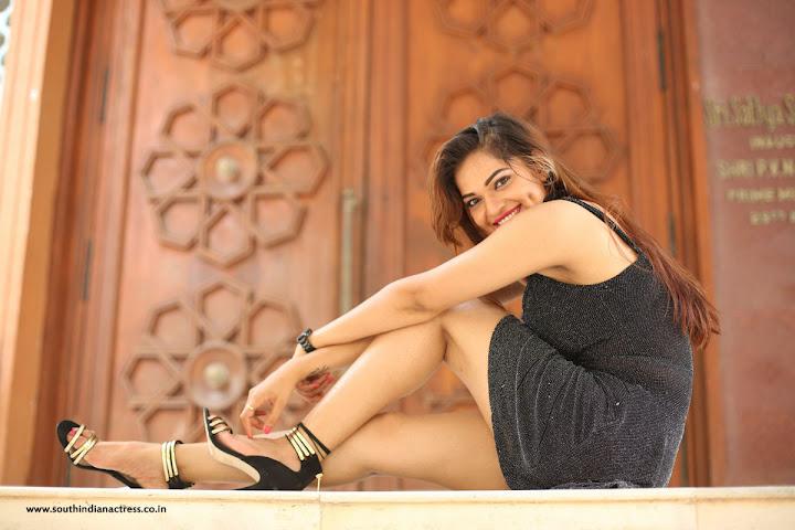 Ashwini Stills At Silk India Expo Launch