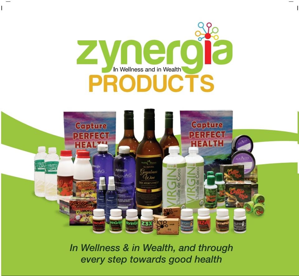 Zynergia : All Natural Health Products