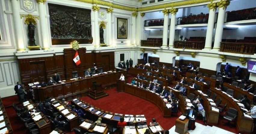 Congreso aprueba Presupuesto del Sector Público para el 2018 - www.congreso.gob.pe