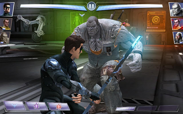Download Injustice: Gods Among Us v2.9 Mod Full Apk Terbaru