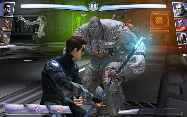 Download Injustice: Gods Among Us v2.9 Mod Full Apk Terbaru