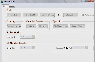 service tool 3600 для canon mg2440