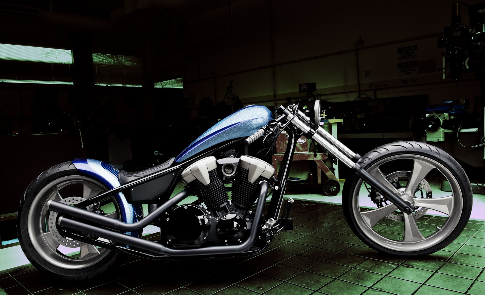 Heavy Bikes And Cars Wallpapers Free Download Kawagoe Kreature Krew Some Nice Bobbers
