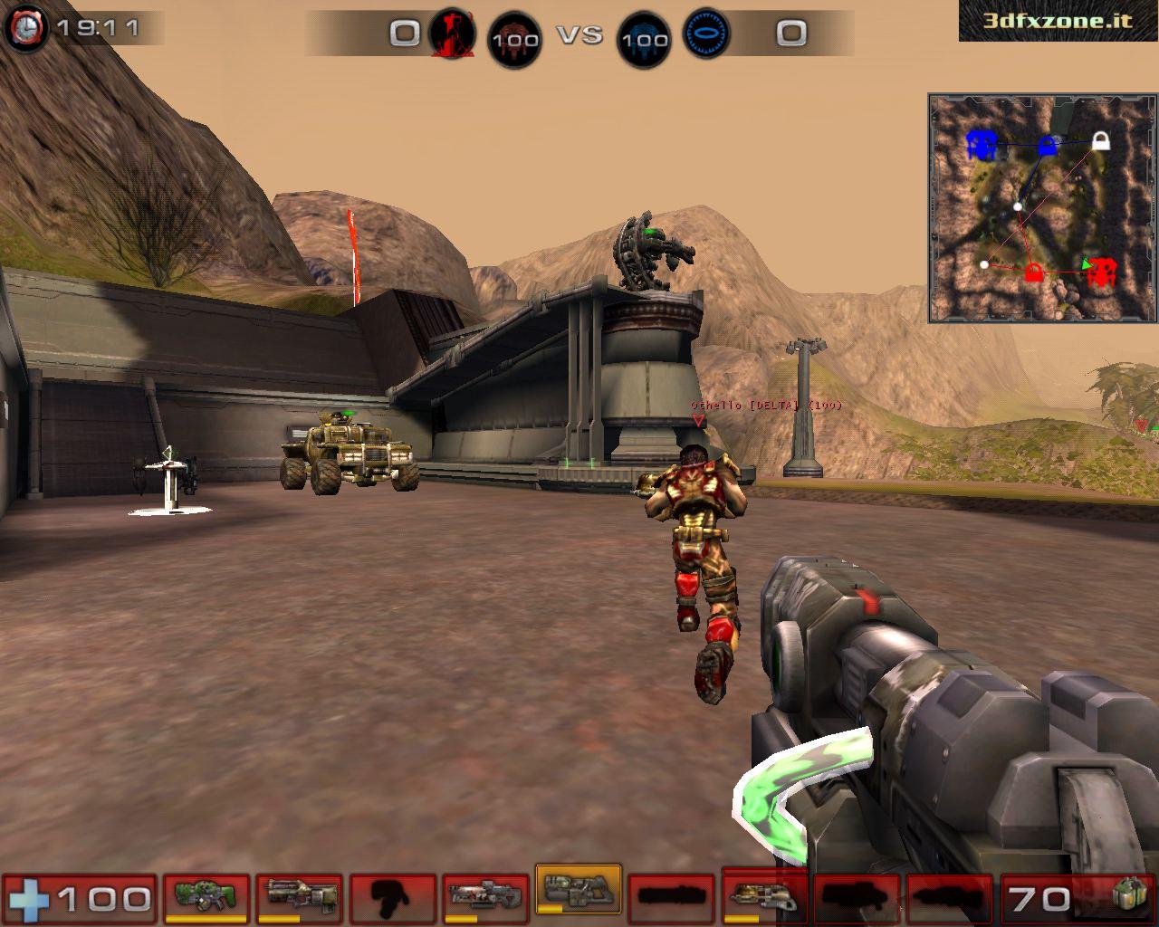 تحميل لعبة unreal tournament 2004 كاملة