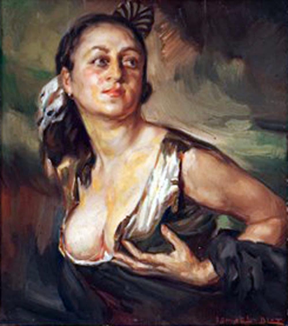 Ismael Blat Monzo, Maestros españoles del retrato, Pintor Valenciano, Pintores españoles, Pintores Valencianos