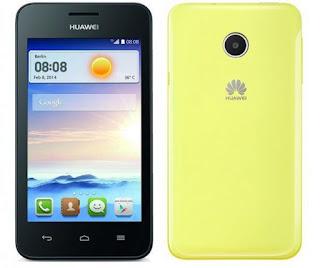 Grossiste Huawei Ascend Y330 yellow DE