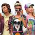 Principais recursos de The Sims 4 Vida na Cidade