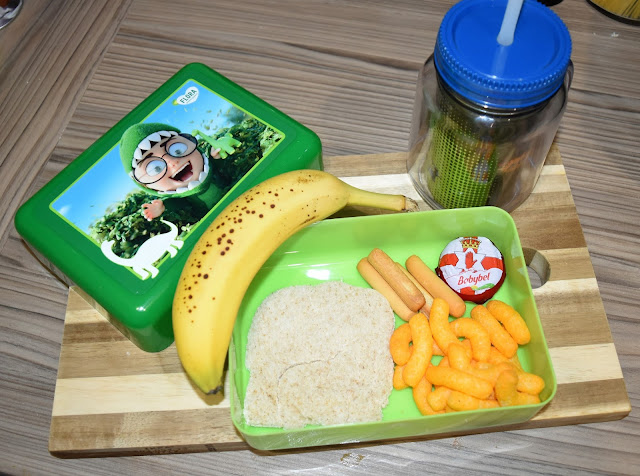 Healthy Lunch Ideas with Flora #FloraLunchbox