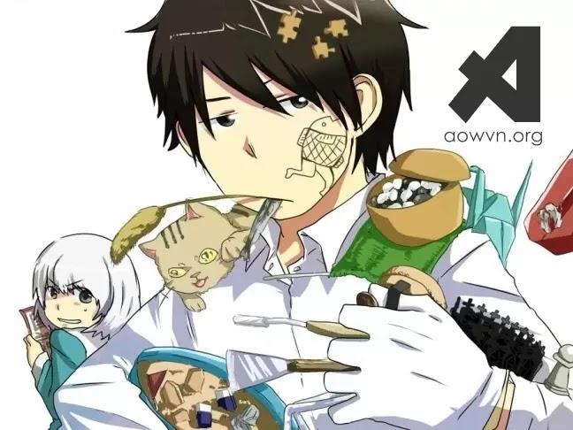 tonari aowvn4 - [ Anime 3gp Mp4 ] Tonari no Seki-kun + OVA | Vietsub - Thánh Quậy Max Hài
