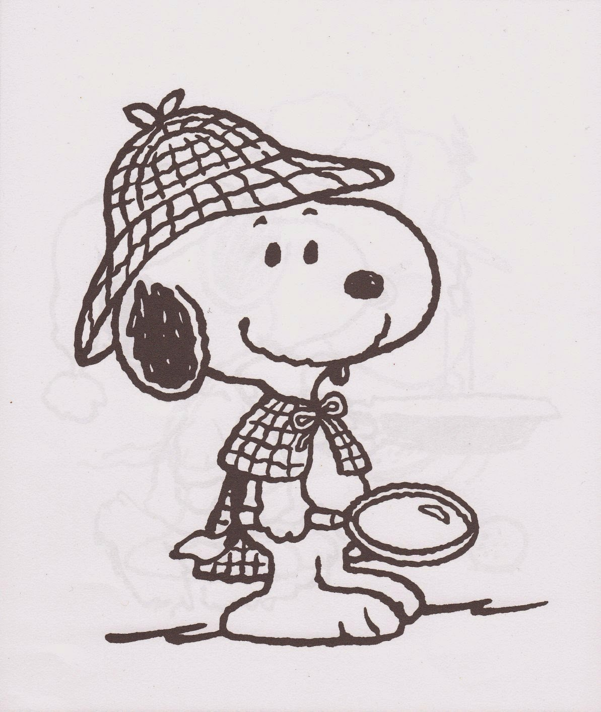 Snoopy coloring.filminspector.com