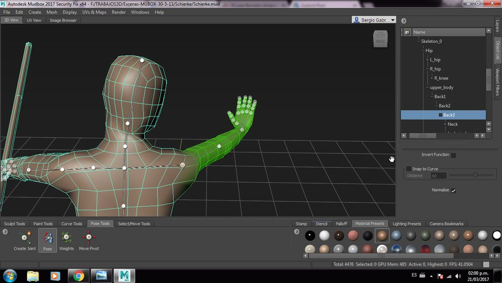 Autodesk Mudbox - Free download and software reviews Latest Version
