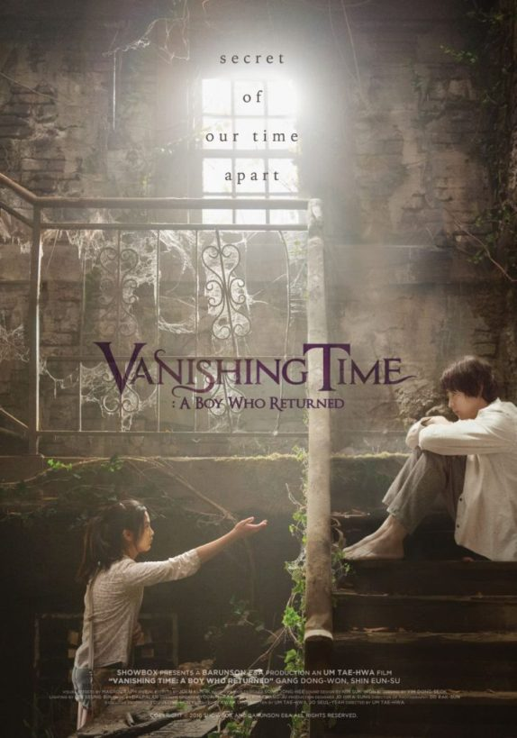 Sinopsis Film Korea 2016: Vanishing Time: A Boy Who Returned