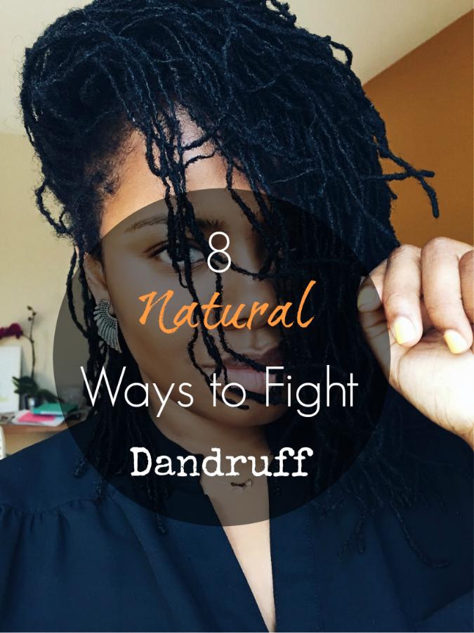dandruff and natural hair