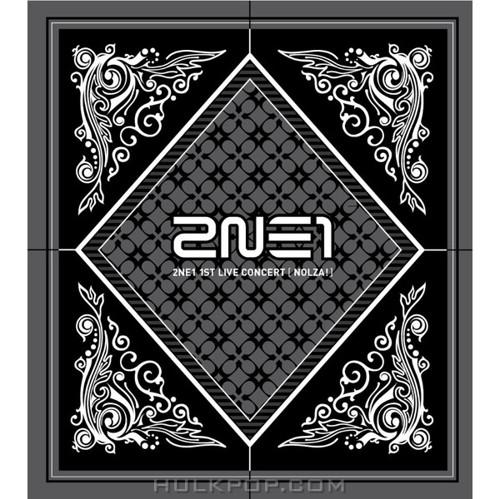 2NE1 – 2NE1 1ST LIVE CONCERT [NOLZA!] (ITUNES PLUS AAC M4A)
