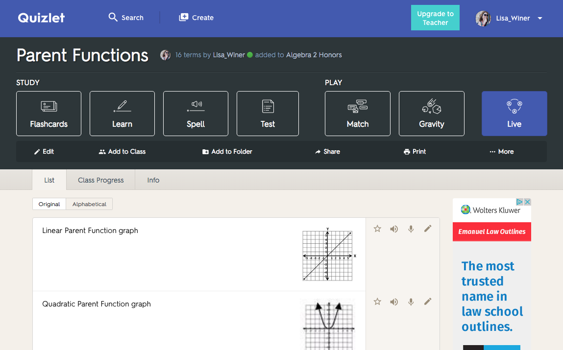 eat play math: Quizlet and Quizizz for Practice or Formative