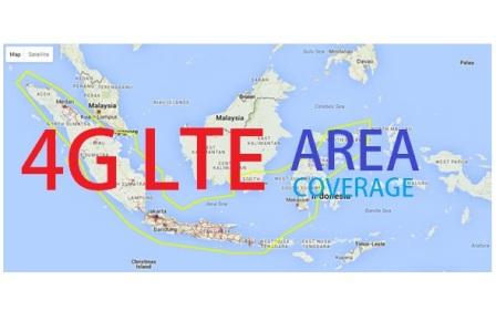 Pastikan Daerah Kamu Terjangkau Sinyal 4G