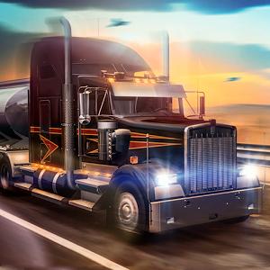 Game Truck Simulator USA Mod Apk Unlimited Money Terbaru
