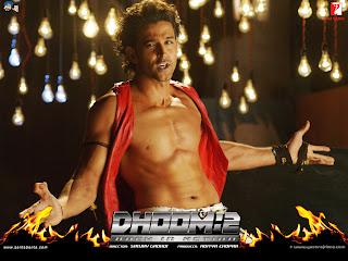 Hrithik Roshan Dancing Pose