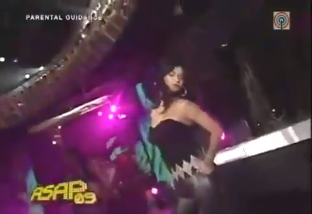 THROWBACK: Angel Locsin's Will Surely Heat You Up By Her 'Bottlepop' ASAP Sexy Dance Number!