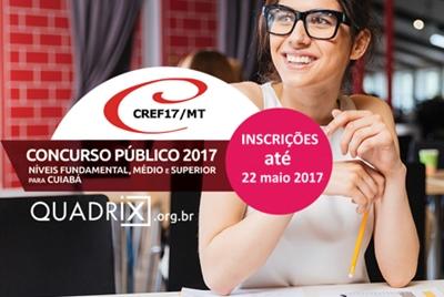 Concurso CREF17-MT 2017