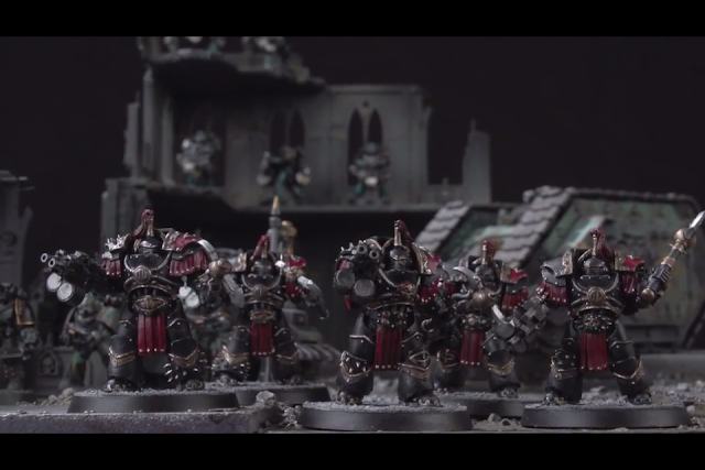 Wow, I Missed This One: Sons of Horus Justaerin Terminators