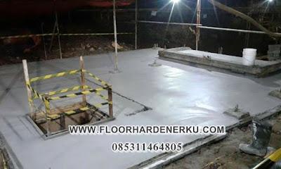 Update Harga Jasa Floor Hardener 2018