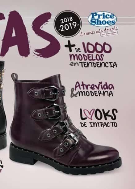 d5f781bb Botas Price shoes catalogo 2018 2019 : México