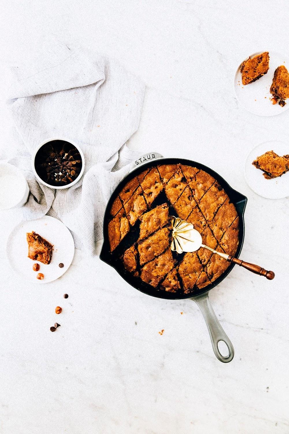 America S Test Kitchen Chocolate Chip Skillet Cookie