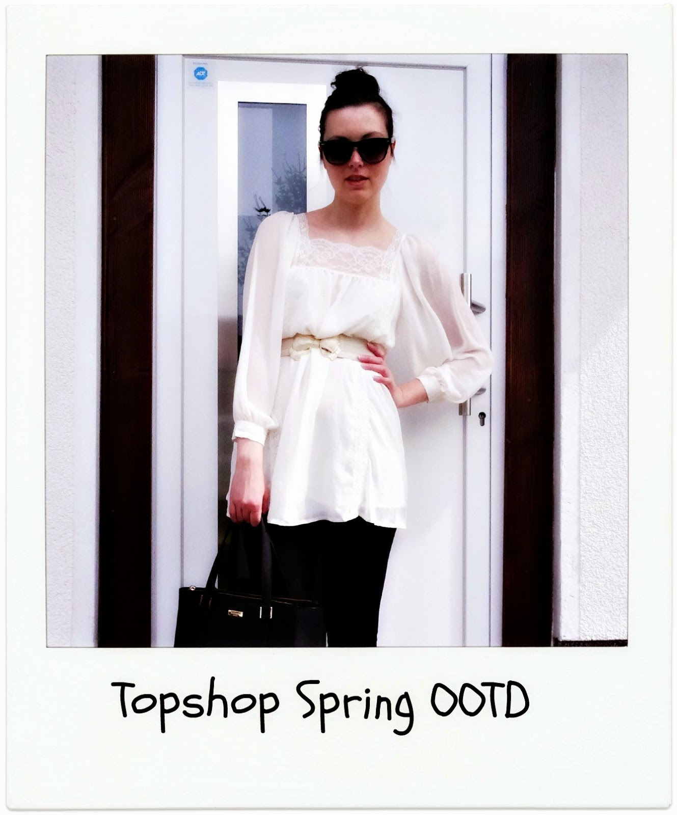 Topshop spring outfit