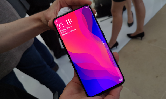 OPPO Find X Launched With A Truly Bezel-Less Display, Without Notch And Pop-Up Cameras | Reviews | Specifications | Price