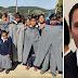 Moreno Valle entrega uniformes GIGANTES de adultos a niños INDÍGENAS de primaria (FOTOS).