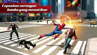 GamePlay The Amazing Spiderman 2