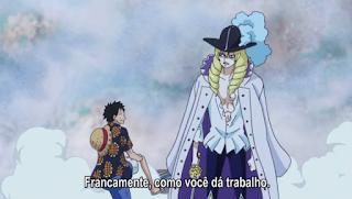 One Piece - Episódio 693