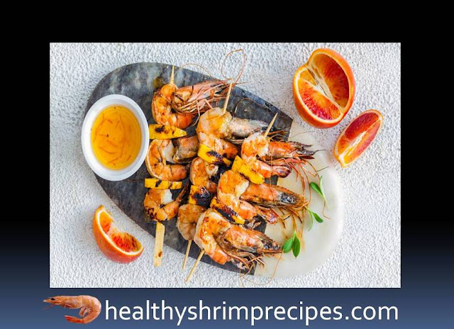 orange marmalade shrimp