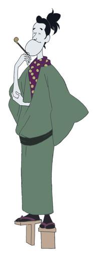 Kazuya Nakai como Seitarou Higuchi