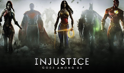 Download Game Android Gratis Injustice Gods Among Us apk + obb
