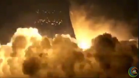 SpaceX Starhopper test