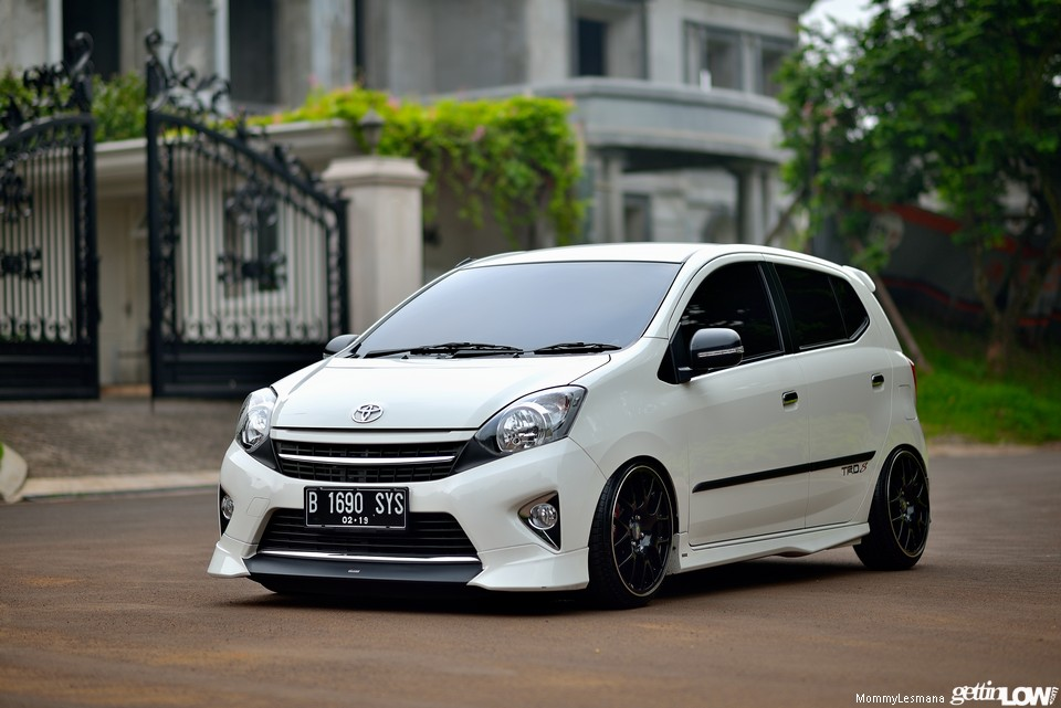 new agya trd 2018 toyota yaris rear sway bar kiki anugraha s 2014 version ben9166 as a malaysian we all might know that the cheapest brand car is perodua axia thanks to malaysia second automotive company