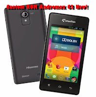 Custom ROM Zenfone 5 For Smartfren Andromax C2 New AD688G