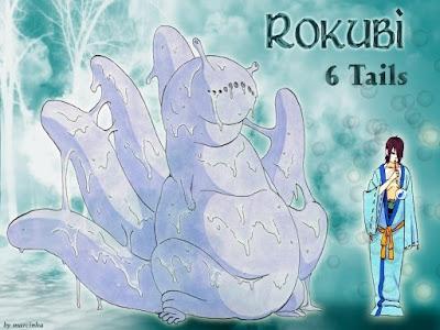 Rokubi Ekor 6