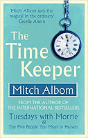 The Time Keeper Book Review Recommendation -Mitch Albom - Book Recommendations for Women Men Young Adults