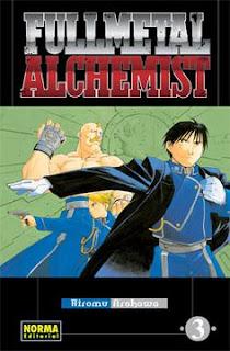 FullMetal Alchemist v3