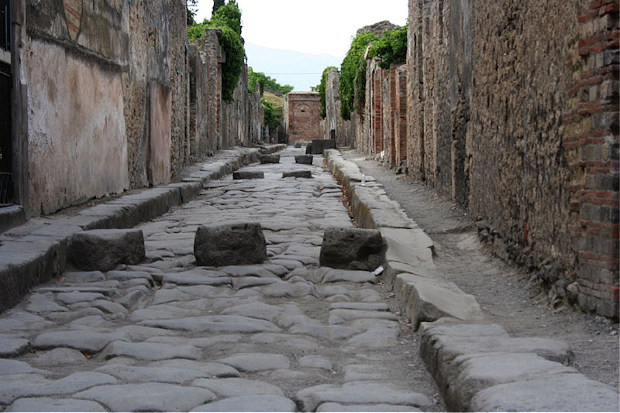True Brick Ovens Happened In Pompeii