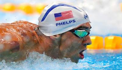 Pengumpul Medali Olimpiade Terbanyak Sepanjang Masa  BIODATA MICHAEL PHELPS, PENGUMPUL MEDALI OLIMPIADE TERBANYAK SEPANJANG MASA